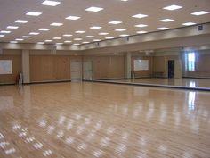 Dance Studio - this will be my future basement :)