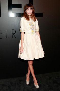 Alexa Chung in Chanel.