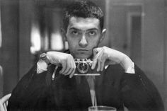 Stan Kubrick. 1949 • Autoportrait