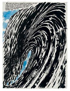 RAYMOND PETTIBON : RAY DON'T SURF : TSOVET Chroncile
