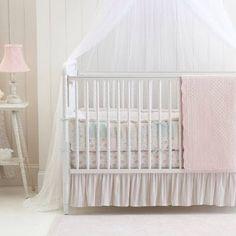 Emma's nursery bedding