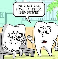 Same Dental Office Giveaways Dentist Jokes, Teeth Dentist, Teeth Whitening Diy, Tooth Enamel, Tooth Sensitivity, Dental Assistant Jobs, Dental Facts, Dental Implants, Broken Teeth