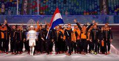 The Dutch Olympic Team 2014 Olympics