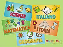 Schede didattiche d'Italiano per la scuola primaria classe prima