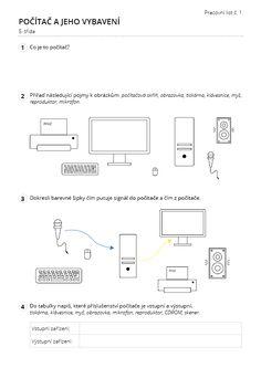 Computer Class, Diagram, Internet