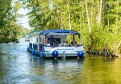 Wassercamper Hausboot