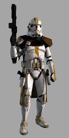 327 sky corps clone trooper | Star Wars Clone Trooper Armor