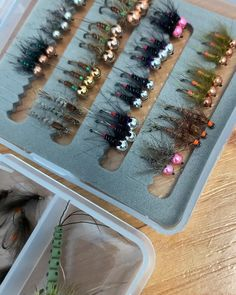 Fishing Lures, Fly Fishing, Fly Shop, Nymphs, Fly Tying, Hair Accessories, Europe, Make It Yourself, Fishing