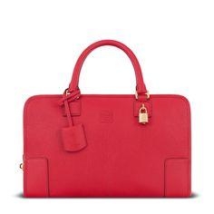 loewe - amazona bag #purses #red #classic