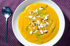 Vegan Sweet Potato Soup | 21 Vegetarian Dump Dinners For The Crock Pot