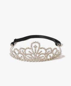 rhinestone tiara forever 21 yes please wearing this with my sash on my 16th birthday!!!