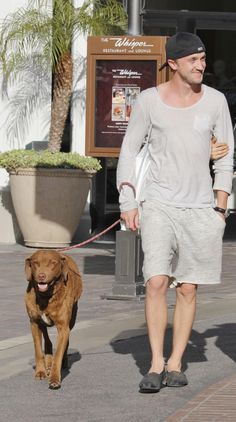 tom Felton and timber