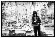 cbgb060H- Joey Ramone, Patti Smith, Ramones, Punk Rock, Iggy Pop, Debbie Harry, Johnny Ramone Guitar, Nocturne, Musica