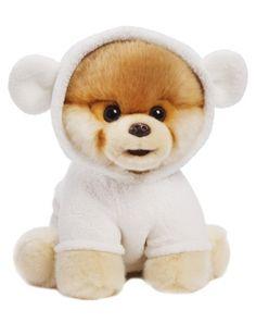 "10"" Boo In Bear Hoodie | Girls Stuffed Animals Beauty, Room & Tech | Shop Justice"