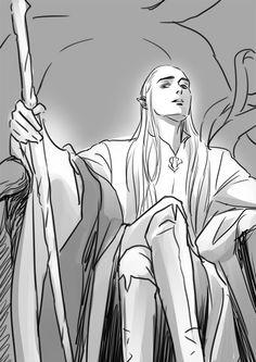 Thranduil Fantastic — ezyoung: The Hobbit Thranduil