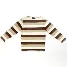 フレンチカジュアルの定番のボーダーロンTee。/USEDTシャツ ¥1,296-(税込)/3びきの子ねこ TEL:076-222-5355/TATEMACHI SPRING COLLECTION 2014