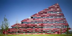 The University of Nottingham - Jubilee Campus Extension,© Make Architects