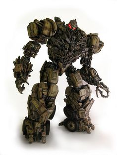 Ultimate Megatron, by frenzy_rumble