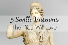 While we love to eat, we also love art. With stunning architecture, beautiful cultural insights and amazing art, these 5 Seville museums are sure to amaze!