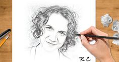 What Would You Look Like As A Drawing? Let Us Sketch You!