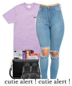 """P'N'B"" by oh-thatasia ❤ liked on Polyvore featuring NIKE"