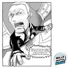 Menace #danger #comics #illustration #drawing #storytelling #dibujo #art