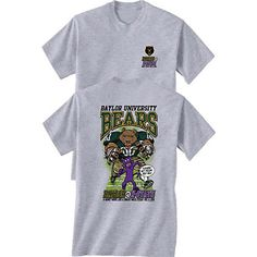The #Baylor Bookstore's official Baylor - Kansas State game day t-shirt #SicKSU