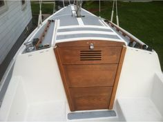 Companion way door for our Catalina 22!