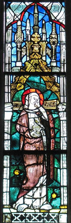 Saint Mary Magdalene, date ca. 1325-50. Loire Valley, France
