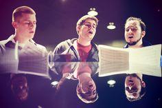 The King's Men - Biola's Men's a cappella group