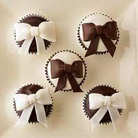 Black and White Bows Recipe