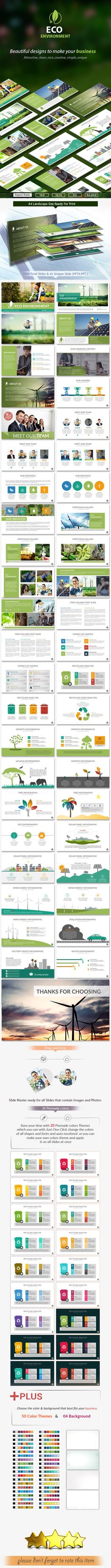 Eco Environment Powerpoint Presentation Template. Download here: http://graphicriver.net/item/eco-environment-powerpoint-presentation-template/15708481?ref=ksioks