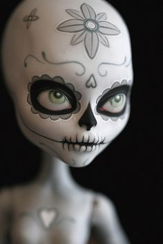 Fantasy | Whimsical | Strange | Mythical | Creative | Creatures | Dolls | Sculptures | Bone by Kittytoes