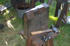 Metal Tools, Metal Art, Forging Tools, The Ranch, Blacksmithing, Wrought Iron, Metal Working, Projects, Workshop