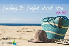 Packing the Perfect Beach Bag for a Day with Kids!
