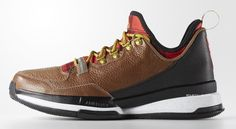 adidas D Lillard 1 Work Boot (1)