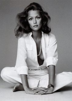 Lauren Hutton by Richard Avedon. I have always loved her beauty! Lauren Hutton, Twiggy, Best White Shirt, Classic White Shirt, White Shirts, White Jeans, Linda Evangelista, Christy Turlington, Timeless Beauty