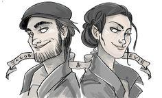 [ACS] Jacob & Evie Frye