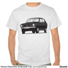 Shop Fiat 600 (Seicento) yellow t-shirt created by knappidesign. Corolla Dx, Toyota Corolla, Orange T Shirts, Yellow T Shirt, Rock T Shirts, Tee Shirts, Tees, Peugeot 205 Gti, Autos