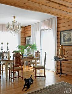 Нажмите на фото, чтобы посмотреть все интерьеры дома.