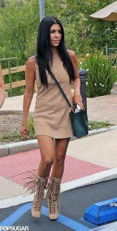 Kourtney Kardashian's Post Breakup Style | Kourtney Kardashian style