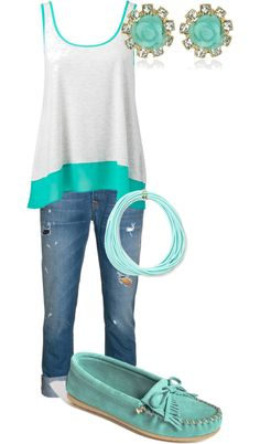 """""""robins egg blue 2"""" by loudandproud124822 on Polyvore"""