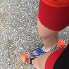 Linda and her husband running in MATCHING Duathlon Shorts and Lightspeed Leggings! Light Speed, Pattern Making, Sewing Patterns, Husband, One Piece, Leggings, Legs, Running, Shorts