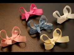 How to Make Hair Bows for Little Girls | hubpages