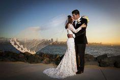 A Vibrant Mexican Wedding on Treasure Island   7x7