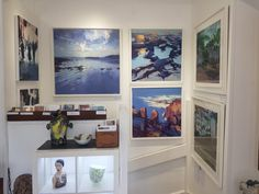 We have a new collection from Landscape artist Jonathan Smith - wonderful oil paintings representing Hebridean villages and coastline, hidden corners of Sussex and Norfolk. Oil Paintings, Landscape Paintings, Jonathan Smith, Norfolk, Will Smith, Oil On Canvas, Art Gallery, Contemporary, Artist