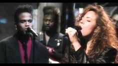 Mariah Carey - Vocal Showcase (If it's over live in SNL 1991)