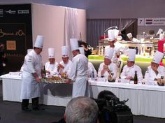 Watch the Bocuse d'Or Livestream, Underway Right Now