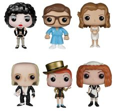 Enter To Win A Set Of 'Rocky Horror' Funko Pop Figures! [Giveaway] (ends 10/29)