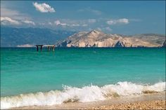 yes, this is real - Baska, Krk